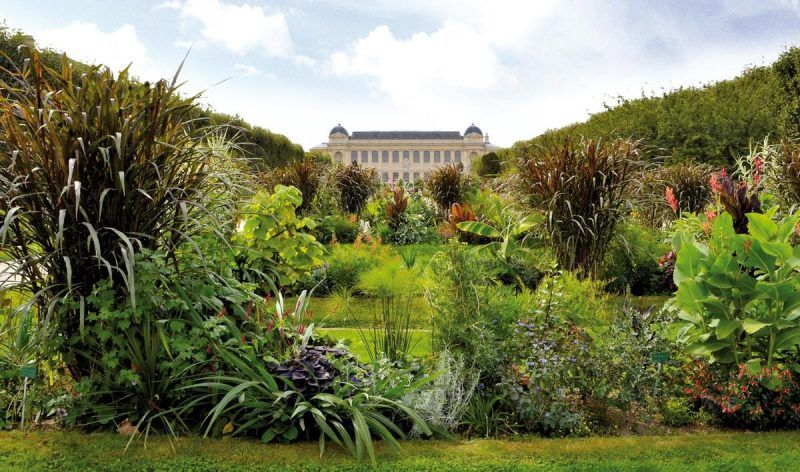 Ботанический сад Франции